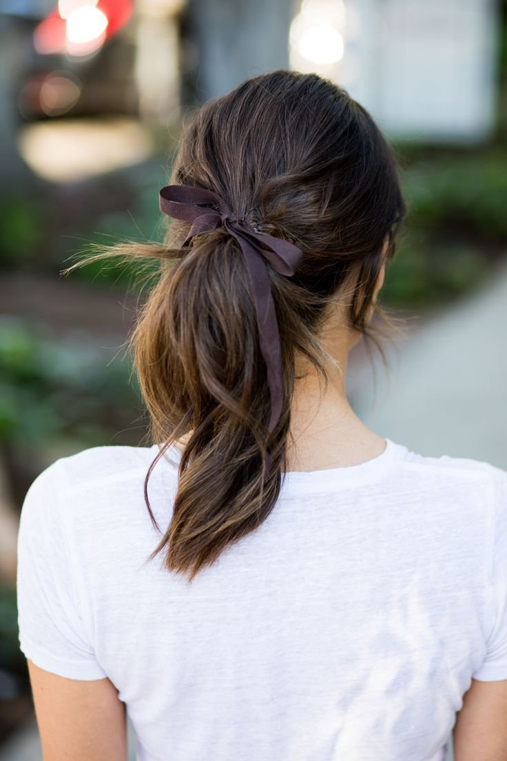 The Best Best 25 Ribbon Hairstyle Ideas On Pinterest Hairstyles Pictures