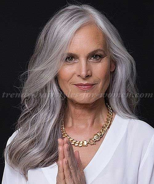 The Best Older Women With Long Hair Long Hairstyles 2015 Hair Pictures