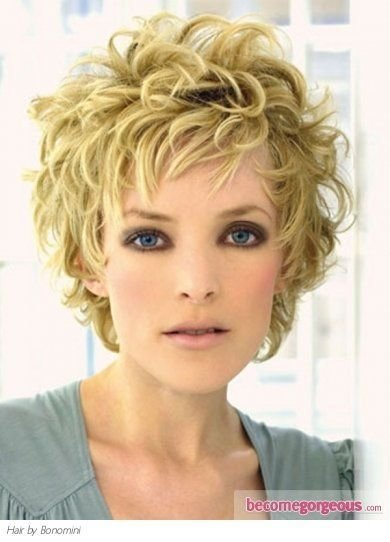 The Best 24 Best Short Curly Hair Images On Pinterest Short Films Pictures