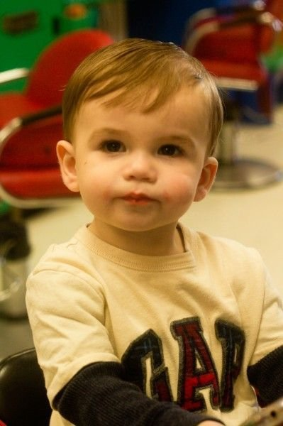 The Best Best 25 Baby S First Haircut Ideas On Pinterest First Pictures