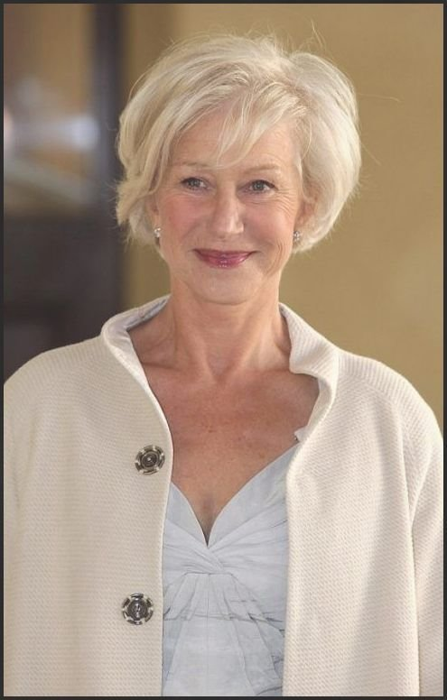 The Best Gorgeous Ideas For Hairstyles For 70 Year Old Women Pictures