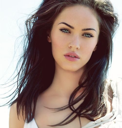 The Best Dark Hair For Fair Skin Makeup For Blue Eyes And Fair Pictures