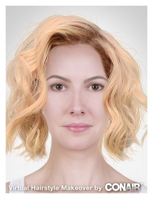 The Best Best 25 Virtual Hairstyles Ideas On Pinterest Short Curly Hairstyles Curly Bob Hairstyles Pictures