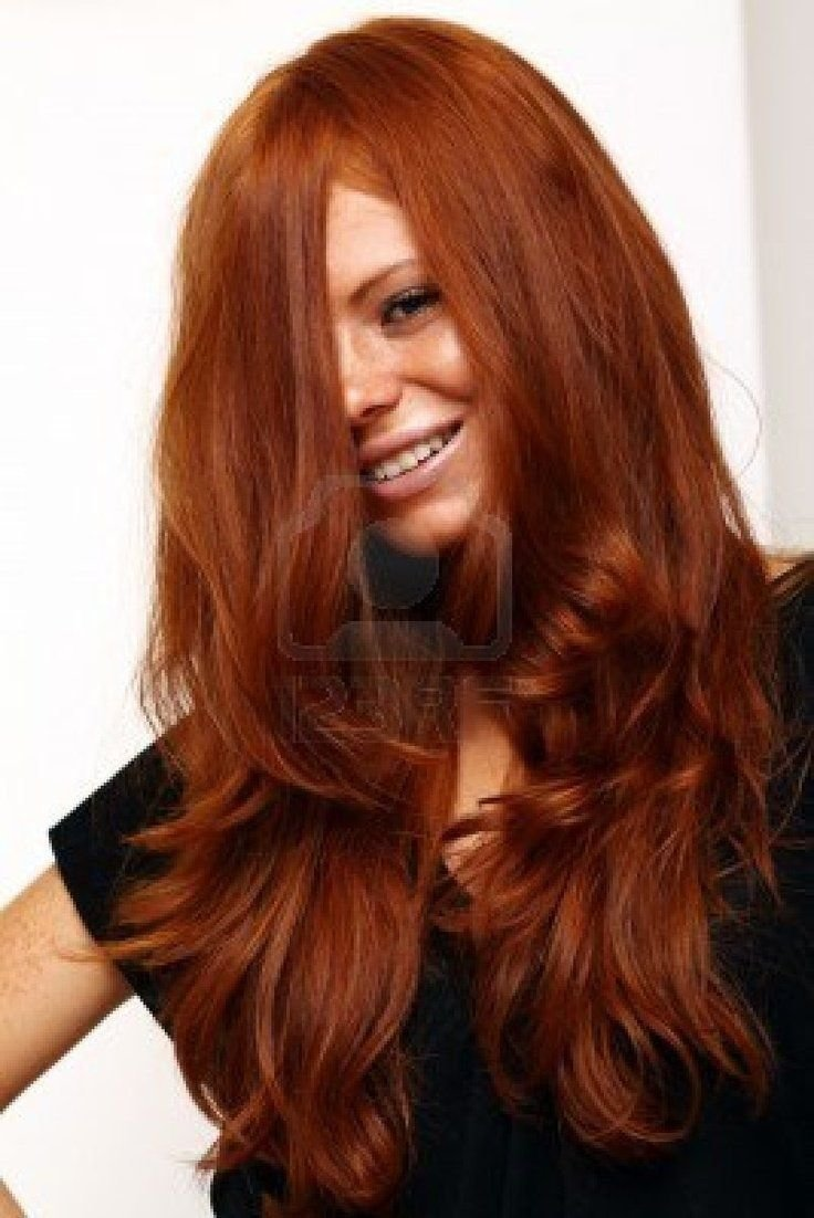 The Best Natural Red Hair Color Best Hair Color To Cover Gray At Pictures