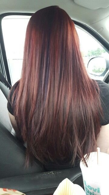 The Best Burgundy Hair With Purple Low Lights Savannah Purple Pictures