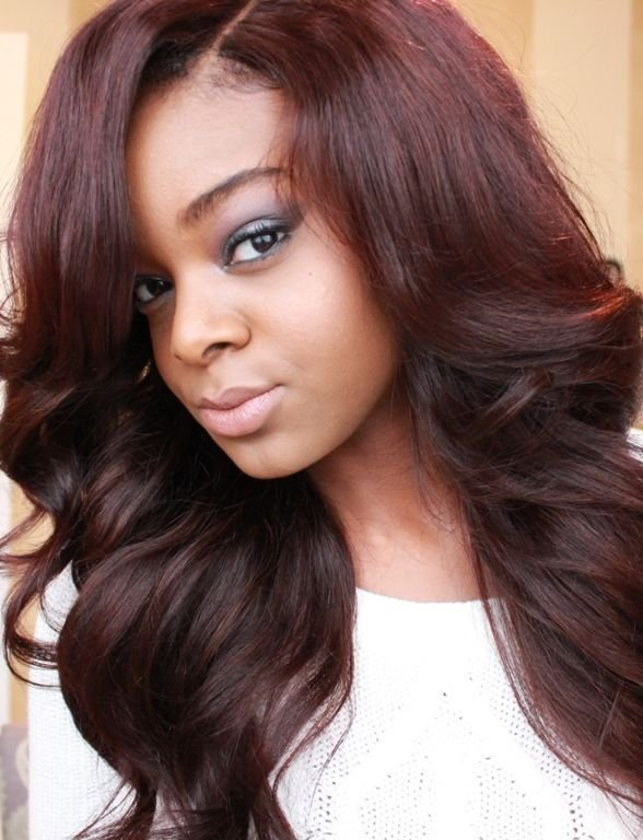 The Best Best 25 Burgundy Hair Colors Ideas On Pinterest Pictures