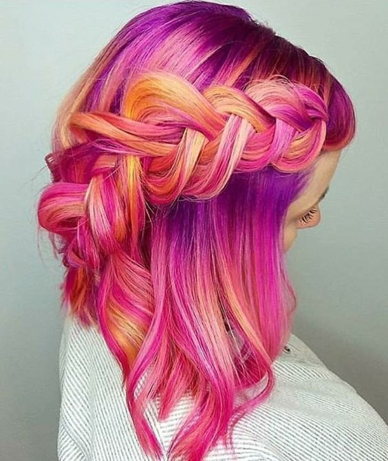 The Best Best 25 Unique Hair Color Ideas On Pinterest Unique Pictures