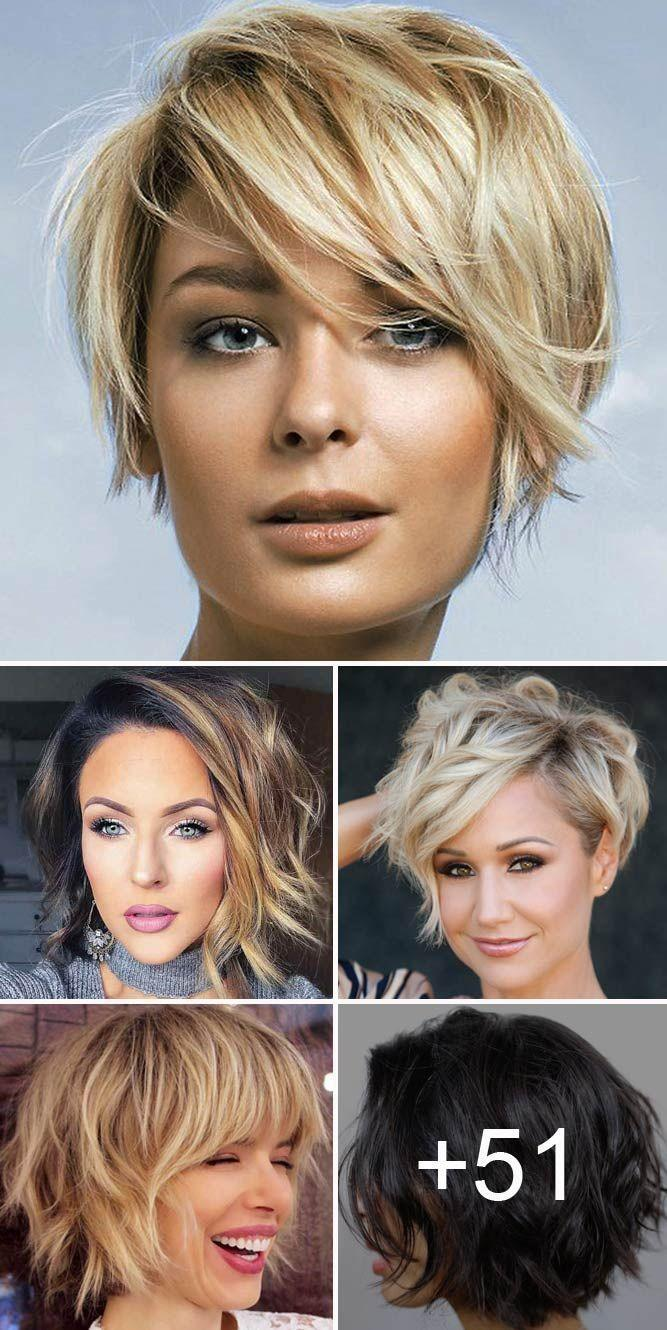 The Best Best Short Haircuts For 2019 ️ Over 50 Trendiest Hairstyles For 2019 Quick Easy To Style As Pictures