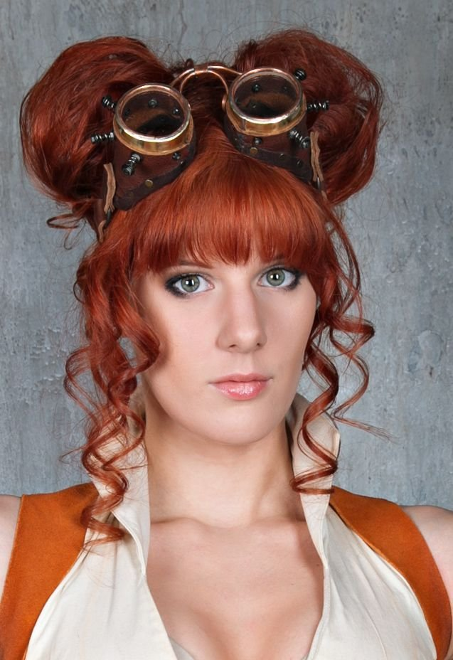 The Best Best 25 Steampunk Hairstyles Ideas On Pinterest Steampunk Hair Steampunk Makeup And Short Pictures