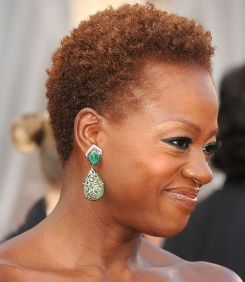 The Best Natural Short Blowout Hairstyle For Black Women Haircut Pictures