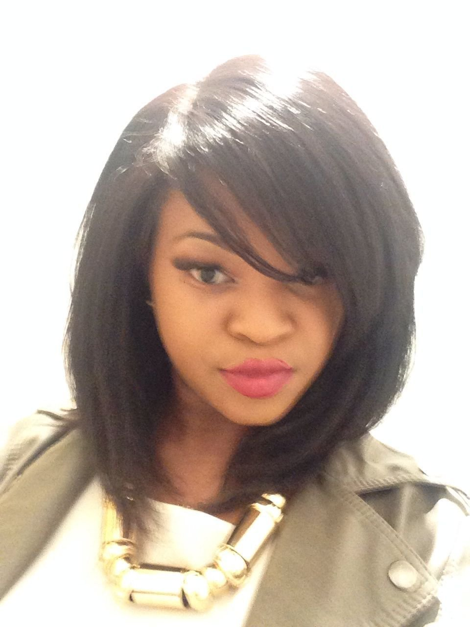 The Best 12 Inch Bob Brazillian Hair Lace Closure Full Wig Natural Pictures