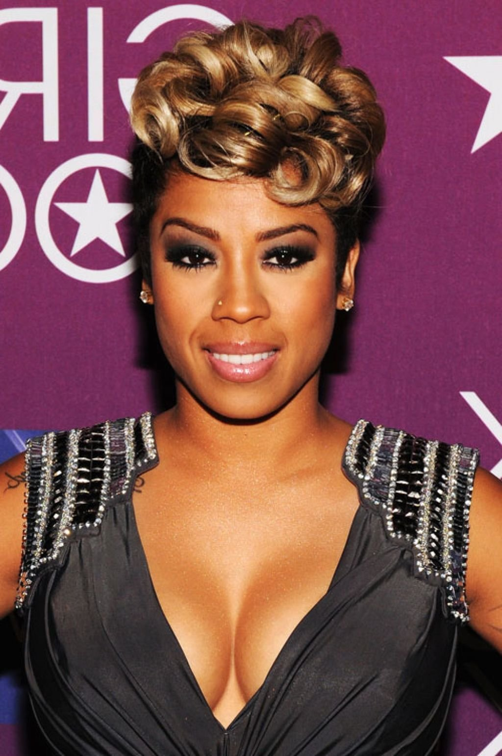 The Best Keyshia Cole Hairstyles With Braids Keyshia Cole Short Hairstyles In 2019 Keyshia Cole Pictures