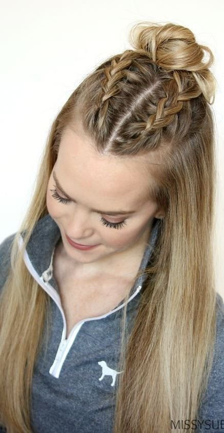 The Best Classy And Simple Hairstyle Ideas For Thick Hair Hair Pictures