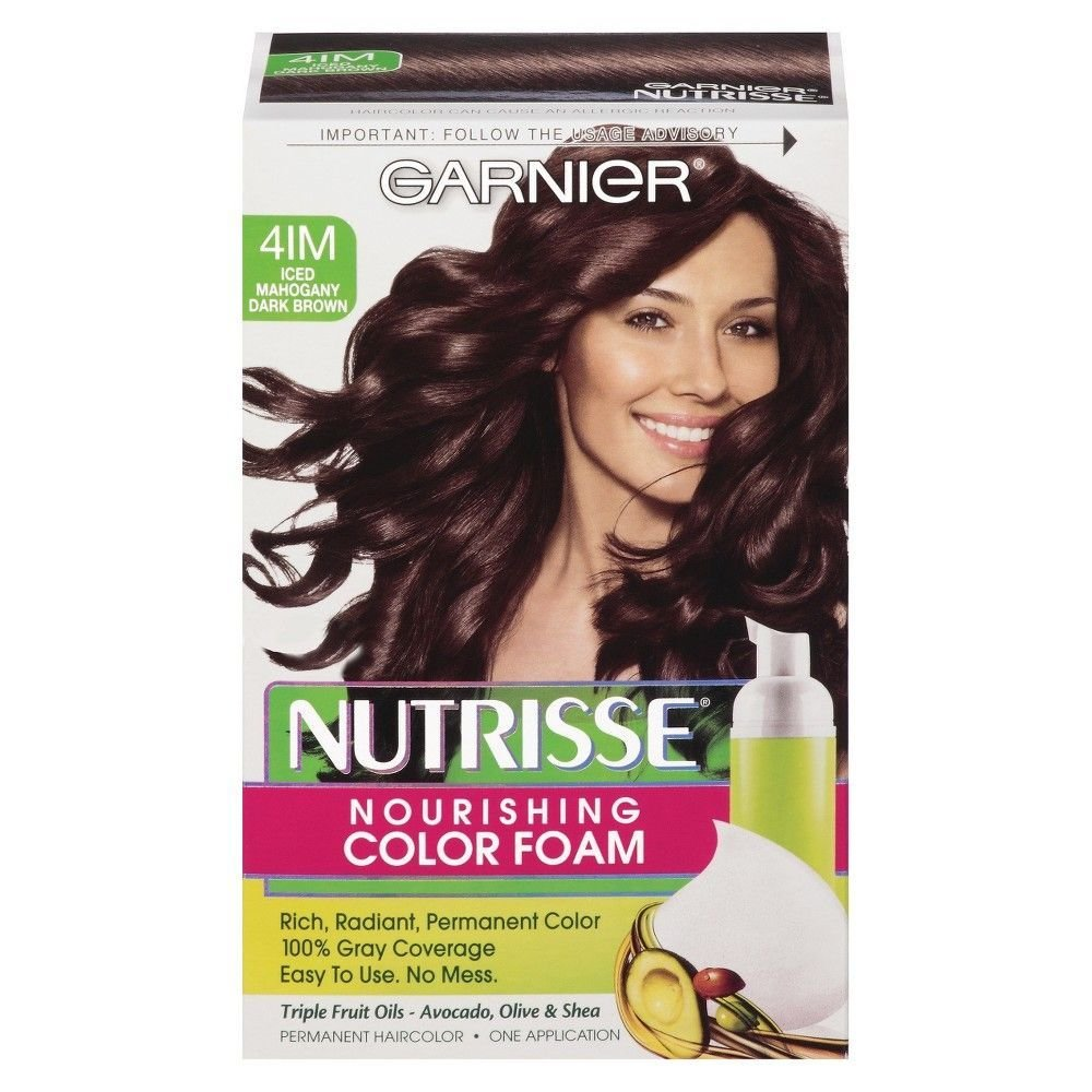 The Best Garnier Nutrisse Nourishing Color Foam Products Pictures