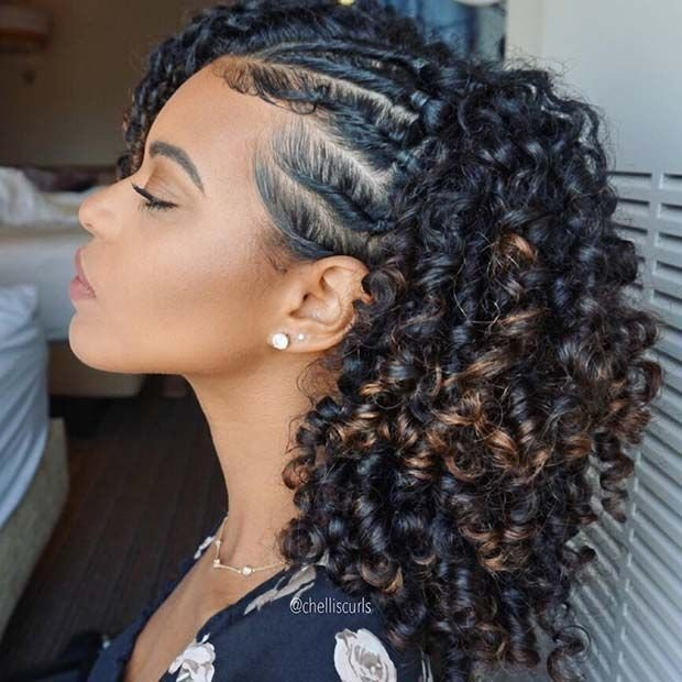 The Best 23 Summer Protective Styles For Black Women Goddess Pictures