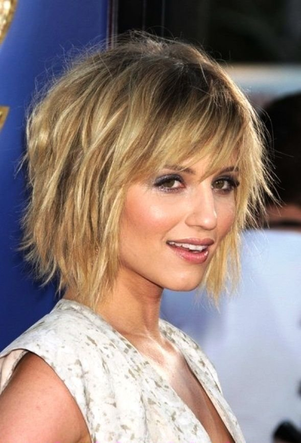 The Best 40 Choppy Hairstyles To Try For Charismatic Looks Hair Choppy Hair Thin Hair Haircuts Pictures