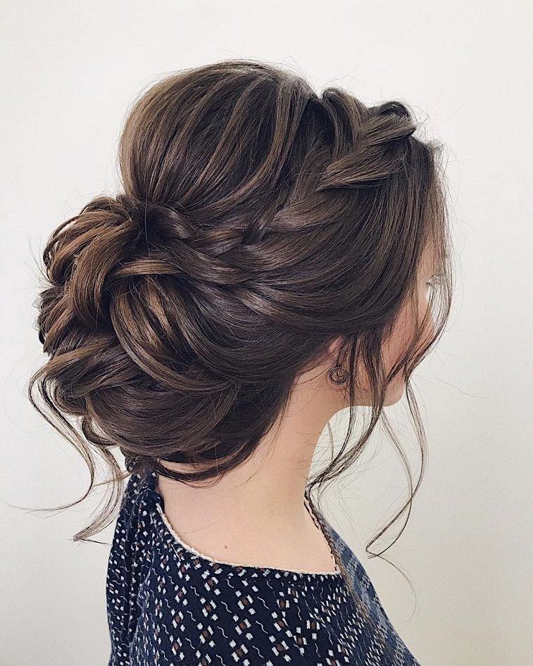 The Best Wedding Updos For Medium Length Hair Wedding Updos Updo Pictures