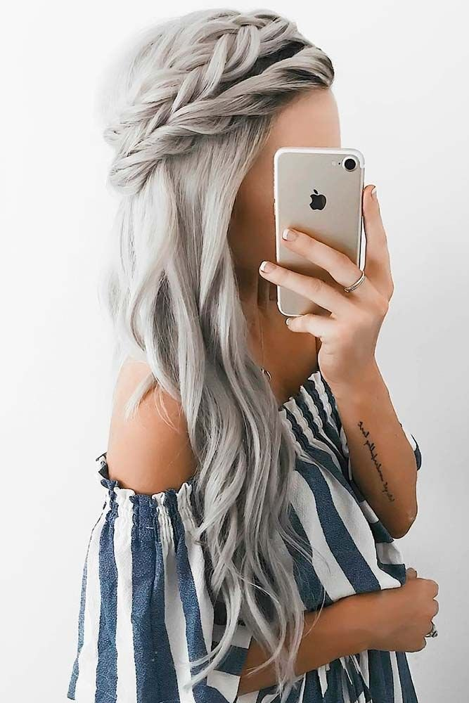 The Best 30 Cute Hairstyles For A First Date Hairstyles Long Pictures