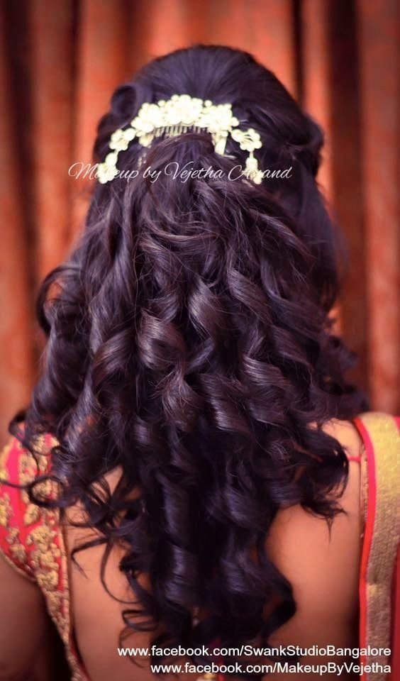 The Best Pin By Swank Studio On Indian Bridal Hairstyles Hair Pictures