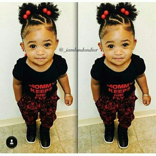 The Best Image Result For 2 Year Old Hairstyles Black Girl Girls Pictures