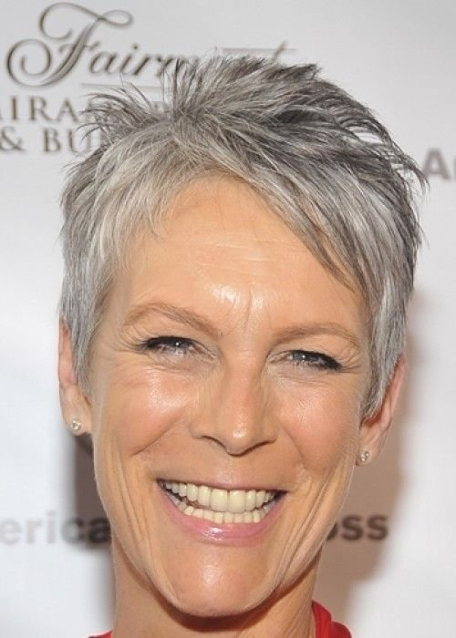 The Best You Can T Talk About Short Gray Hair Without Mentioning Pictures