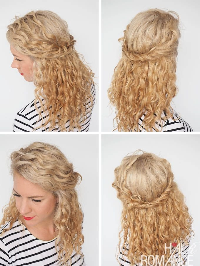 The Best 30 Curly Hairstyles In 30 Days Day 22 Hair Cut Curly Pictures