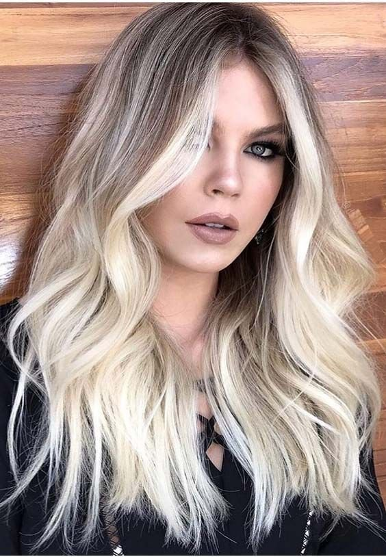 The Best 46 Modern Blonde Bombshell Hair Color Styles For 2018 Pictures