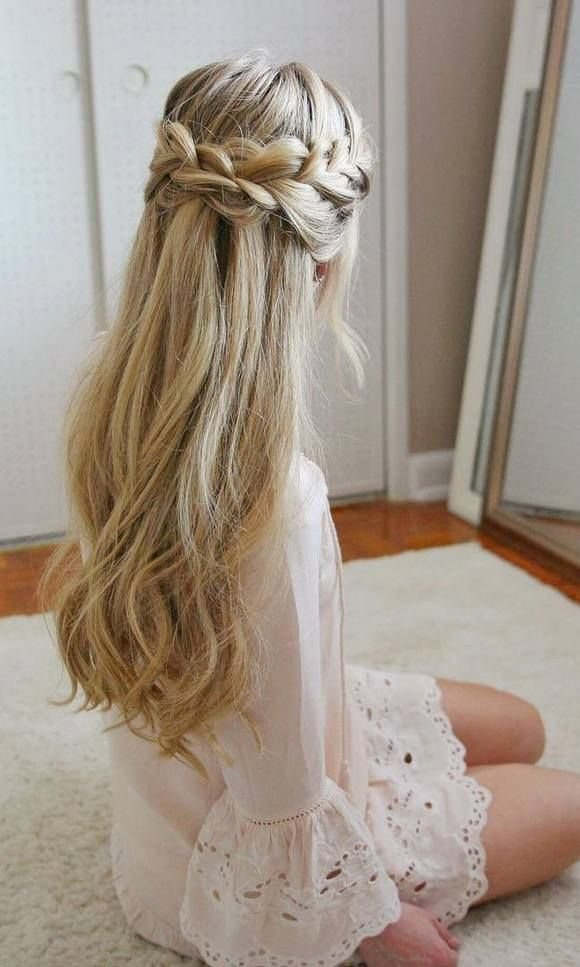 The Best 75 Trendy Long Wedding Prom Hairstyles To Try In 2018 Pictures