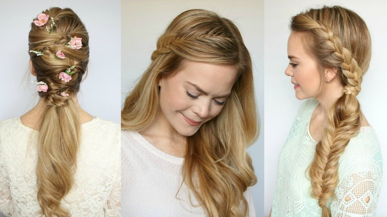 The Best 3 Spring Hairstyles Missy Sue Make Up Hair Style Pictures
