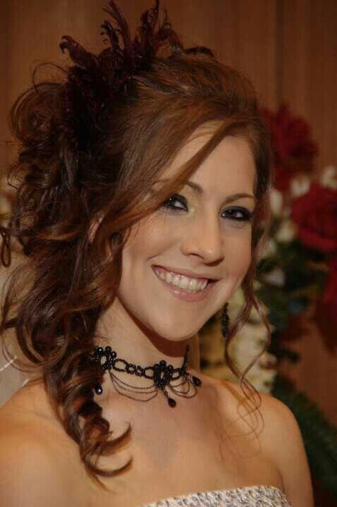 The Best I Went With A Saloon Girl Styled Hair The Day We Pictures