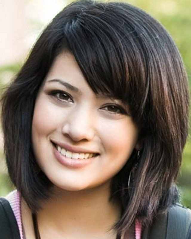 The Best Hairstyles For Thick Hair Women S Hair Medium Hair Pictures