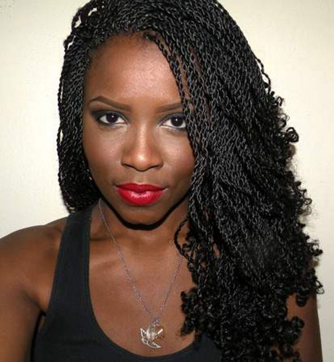 The Best Braided Hairstyles For Black Women Awesome Under Braid Pictures