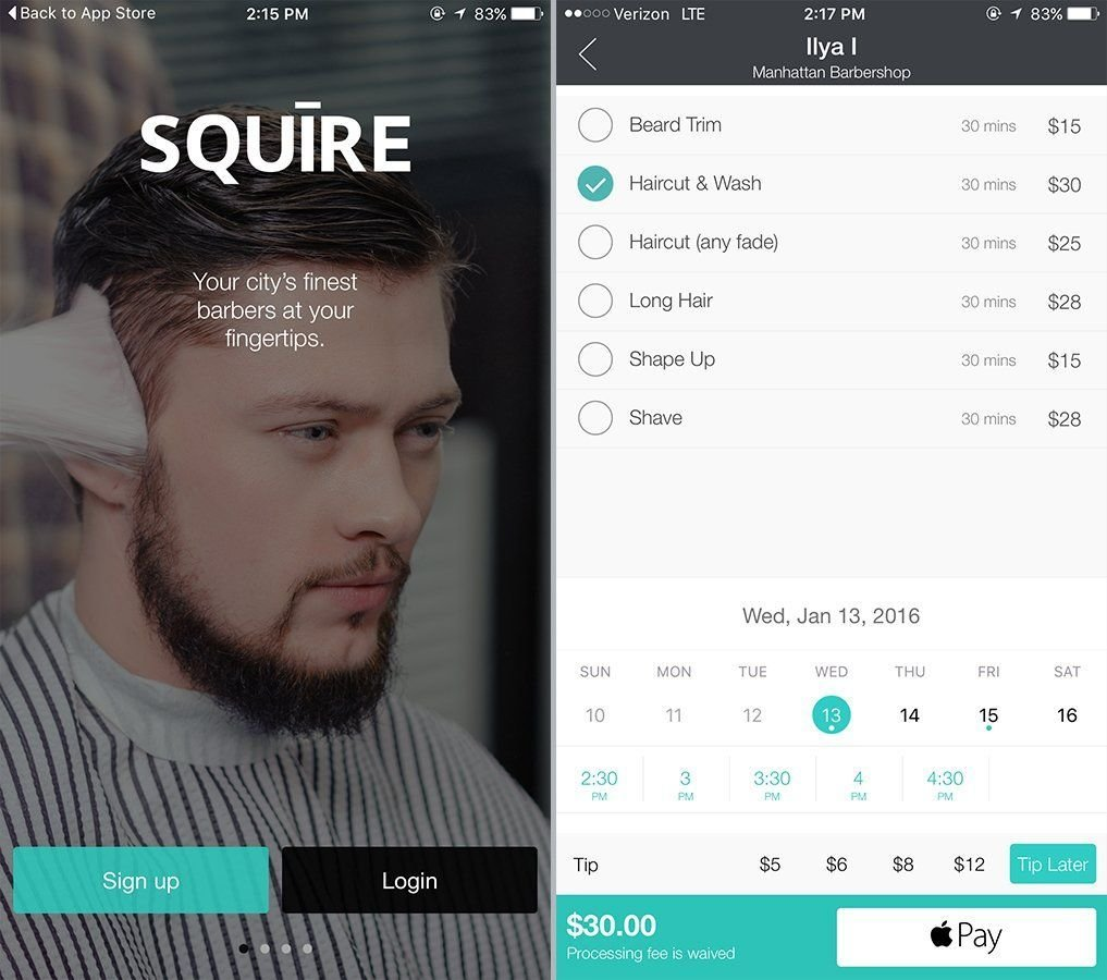 The Best The Uber For Haircuts Is Finally Here Grooming Hair Pictures