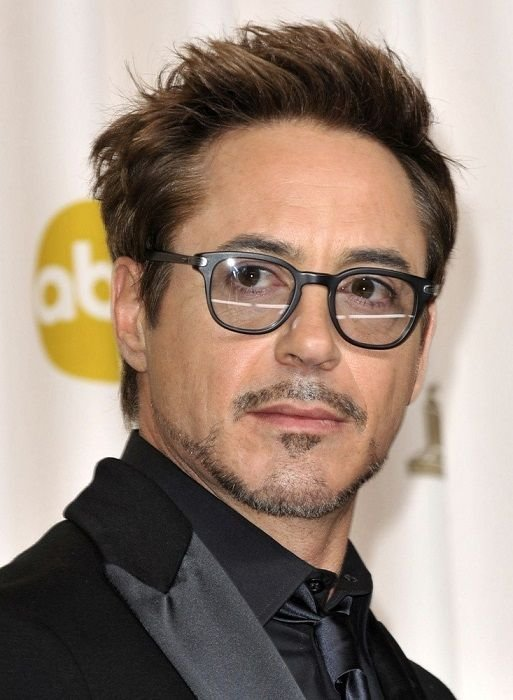 The Best Robert Downey Jr Hairstyle This Low Maintenance Haircut Pictures
