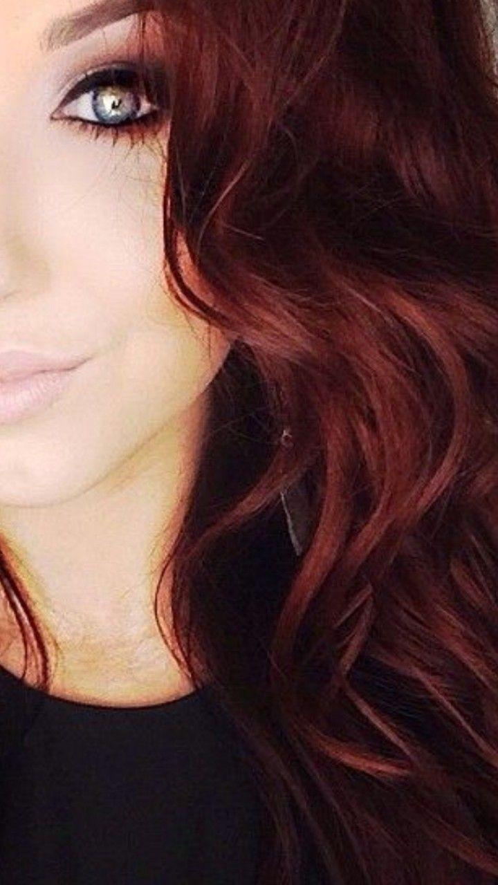 The Best Dark Mahogany Red Hair Color Always One Of My Favorites Pictures