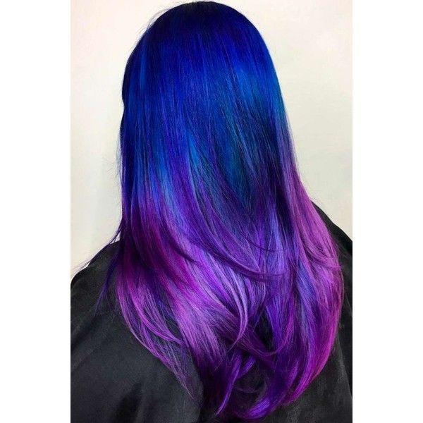 The Best 30 Fabulous Purple And Blue Hair Styles Lovehairstyles Pictures