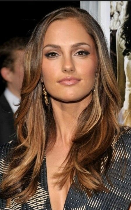 The Best 35 Long Layered Cuts Hair Hair Styles 2014 Minka Kelly Pictures