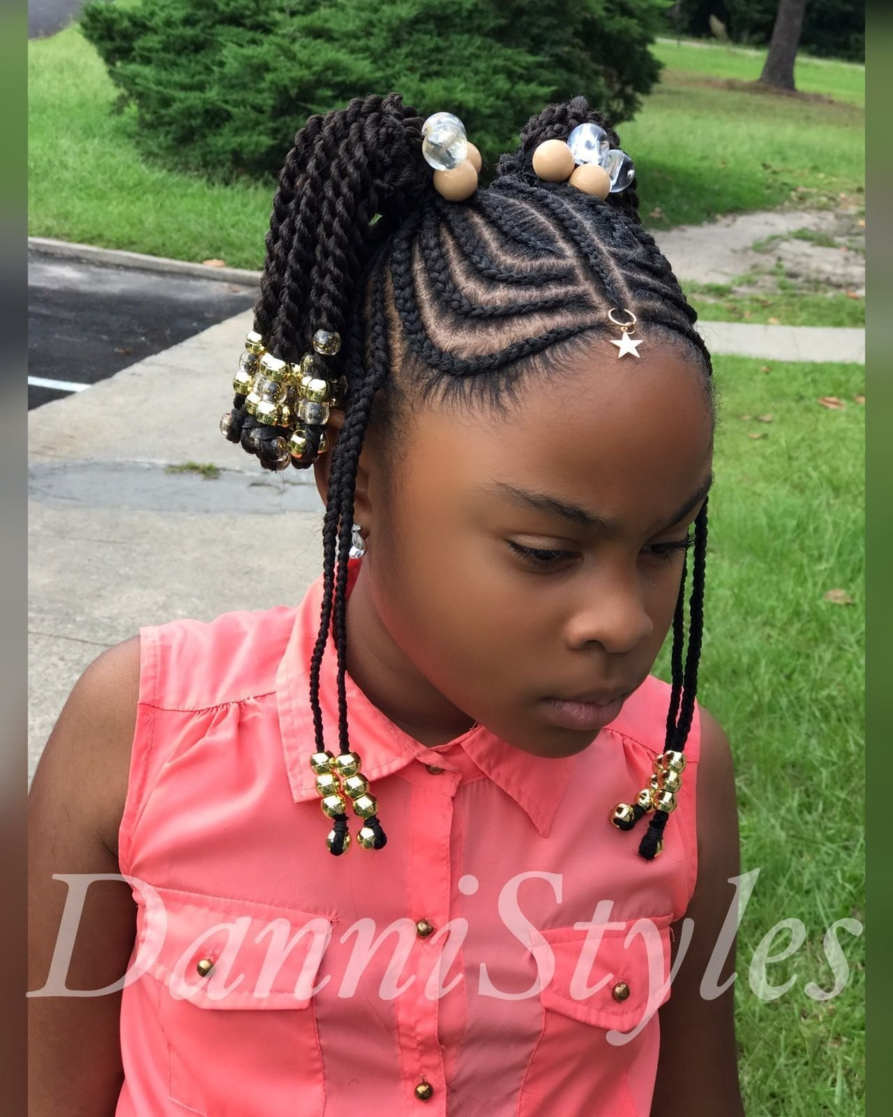The Best Tribal Braids For Kids Dannistyles Hair Styles For Lil Pictures