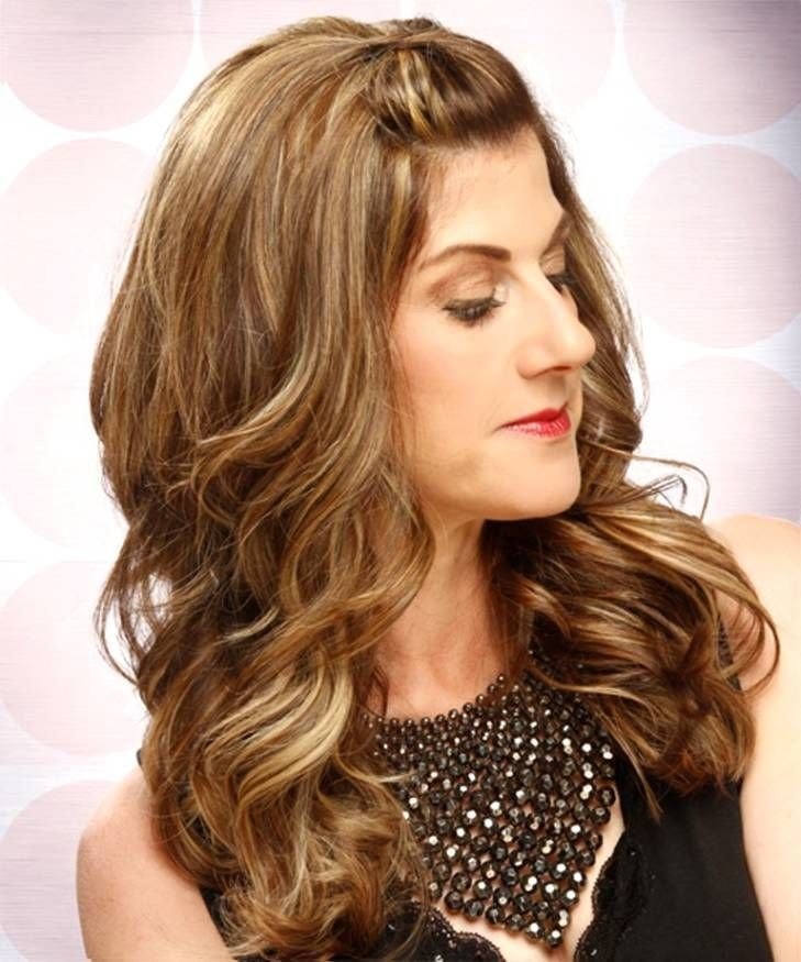 The Best 17 Women's Hairstyles For Big Noses – Try It Yourself Pictures