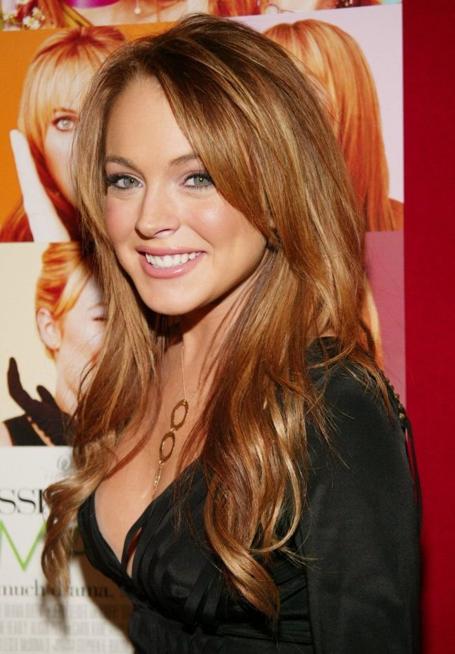 The Best Lindsay Lohan When She Was Super Cute And The Hottest Pictures