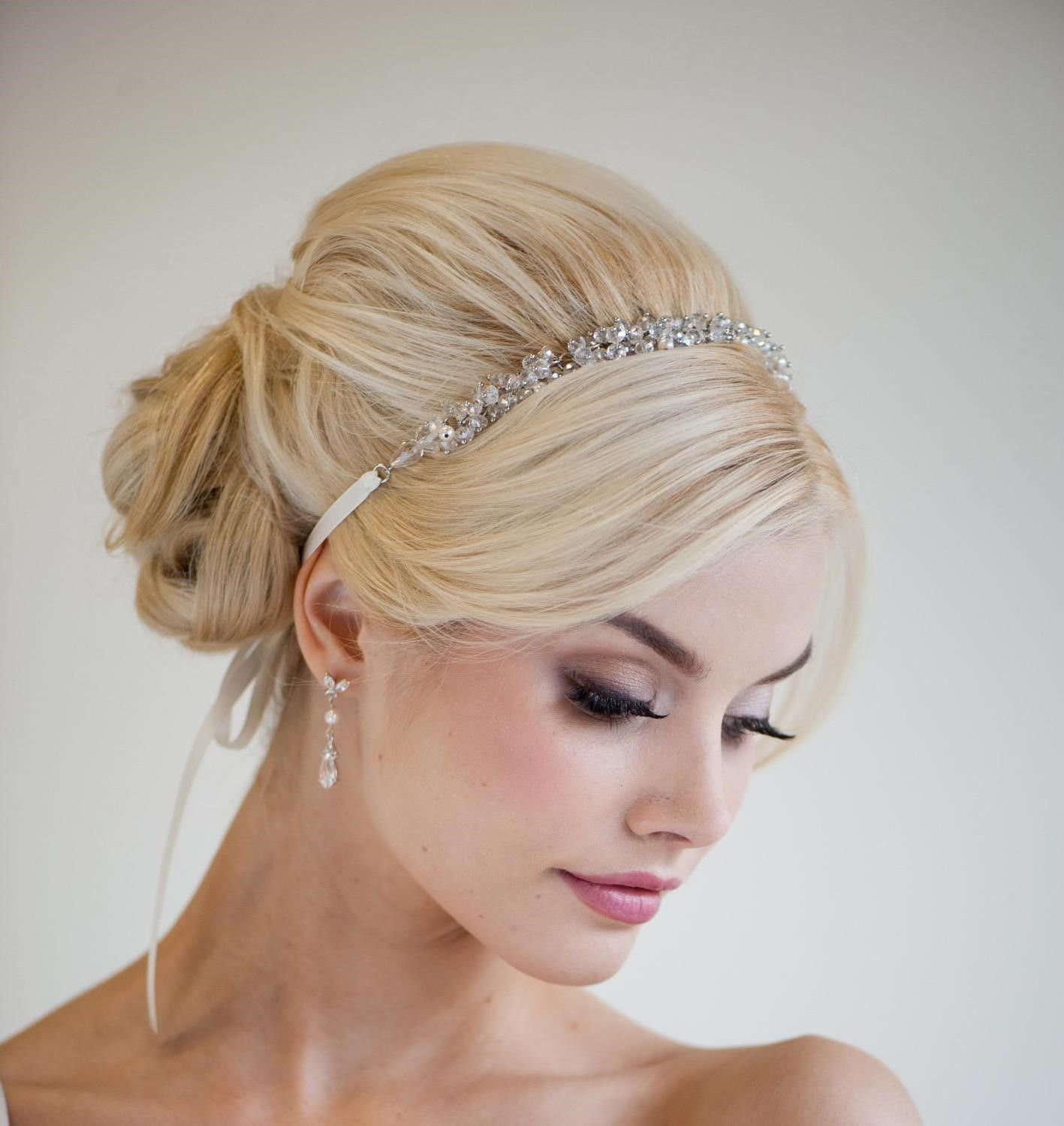The Best Wedding Hair Updo With Headband Wedding Hairstyles In Pictures