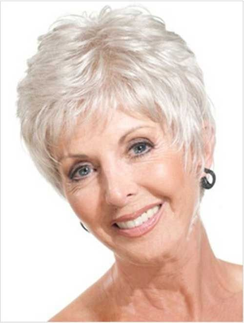 The Best 15 Best Short Hair Styles For Women Over 60 Hair Styles Pictures
