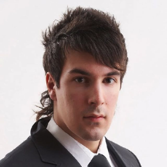 The Best The Modern Mullet Hairstyles For Men The Modern Mullet Pictures