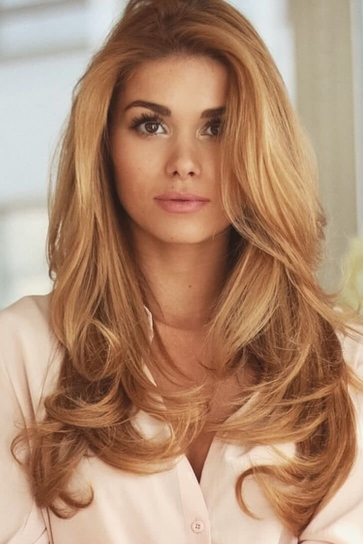 The Best 50 Of The Most Trendy Strawberry Blonde Hair Colors For Pictures