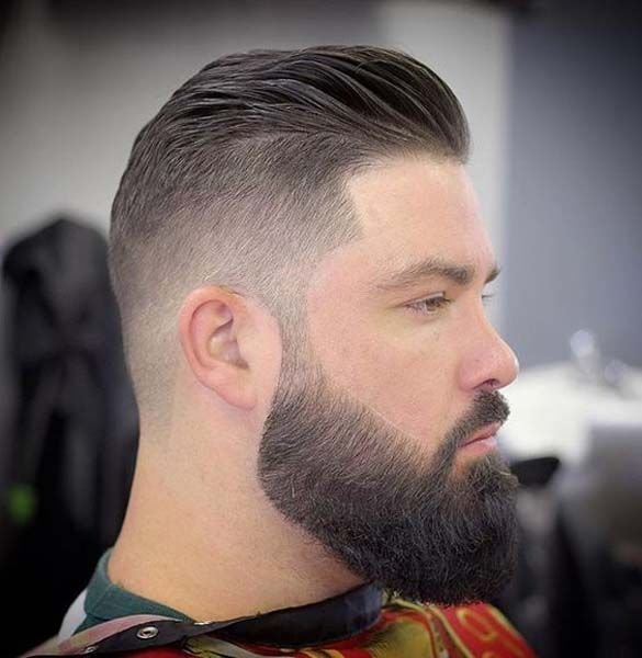 The Best Cool Hairstyle And Beard For Men S 2018 Men Hairstyle Pictures