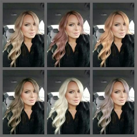 The Best Change Your Hair Color Matrix Color Lounge App ♥ Hair Pictures