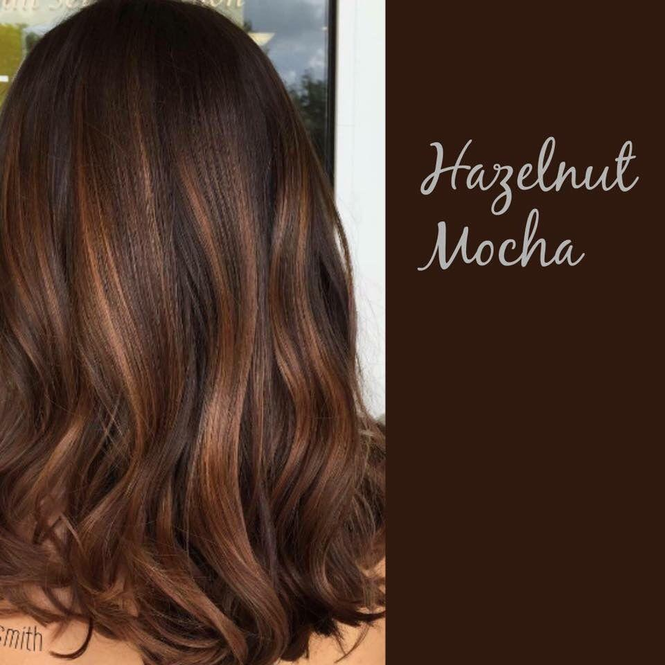 The Best Hazelnut Mocha Hairstyles Brown Hair Balayage Mocha Pictures