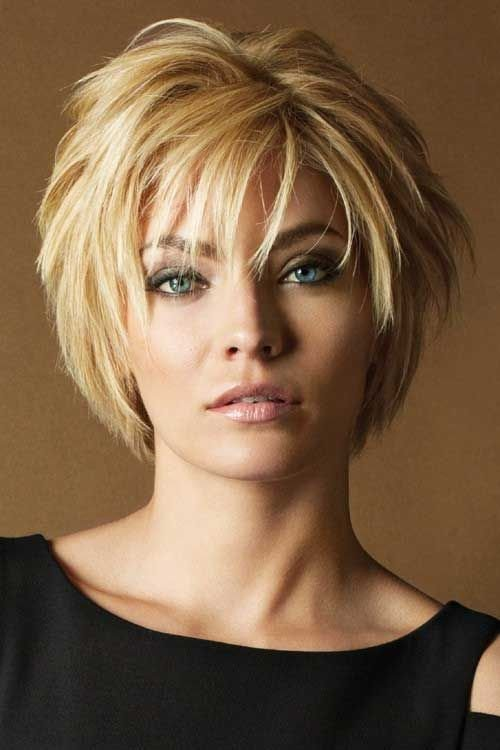 The Best 20 Fashionable Layered Short Hairstyle Ideas With Pictures