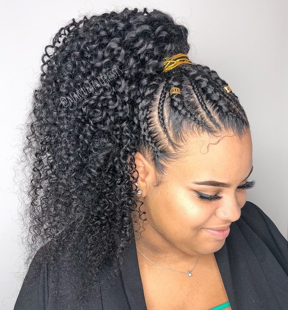 The Best Naturalhairstylesforteens Fabulous Natural Hair Styles T Pictures