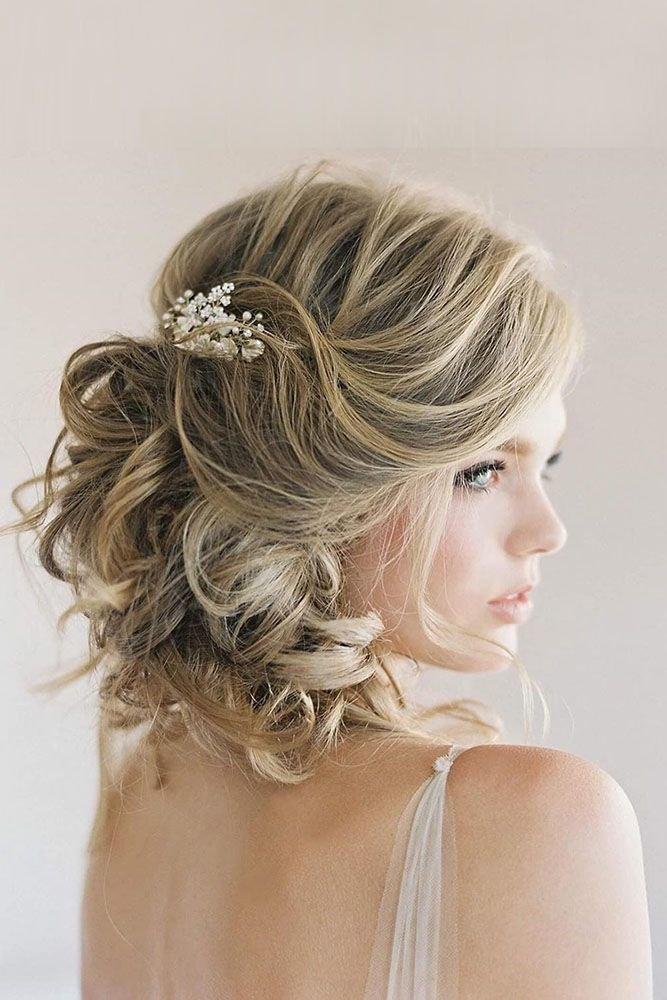 The Best 45 Short Wedding Hairstyle Ideas So Good You D Want To Cut Hair Hair Short Wedding Hair Pictures